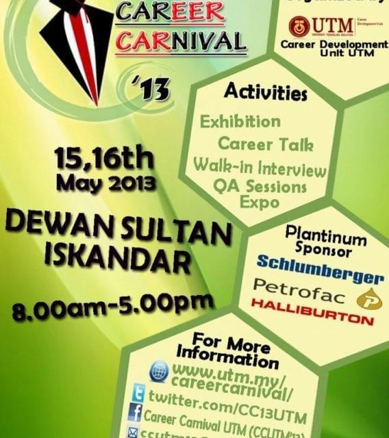 Career Carnival '13