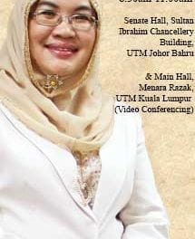 DVCAI Discourse with UTM Staff