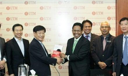 Ketua Eksekutif Kiswire Limited Korea intai peluang kerjasama di UTM