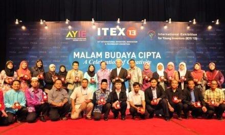 ITEX 2013: UTM bawa pulang 26 emas