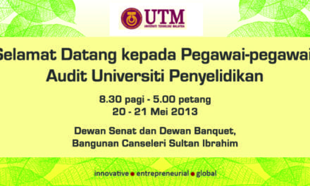 Audit Universiti Penyelidikan
