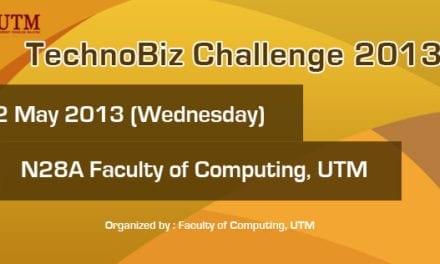 TechnoBiz Challenge 2013