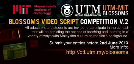 UTM-MIT Blossoms Video Script Competition V.2