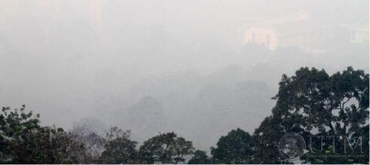 Haze getting worse in Johor Bahru