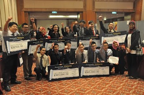 UTM teams excel in innovate Malaysia 2013