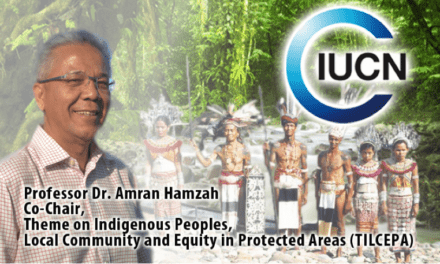 Professor Amran Hamzah of FAB Appointed as Co-Chair of an IUCN Commission