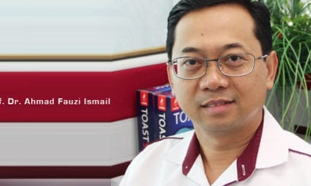 "Prof. Dr. Ahmad Fauzi Ismail selected as the recipient of ""Year Foundation's 2013 Science & Technology Award from the Malaysia Toray Foundation."
