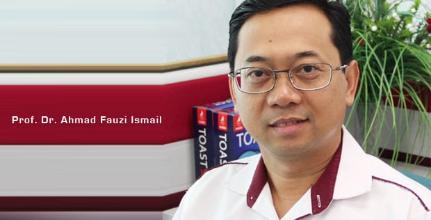 """Prof. Dr. Ahmad Fauzi Ismail selected as the recipient of """"Year Foundation's 2013 Science & Technology Award from the Malaysia Toray Foundation."""