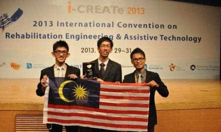 UTM team won second place in international design competition