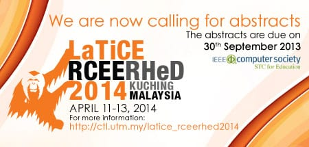 2014 International Conference on Learning and Teaching in Computing and Engineering (LaTiCE)