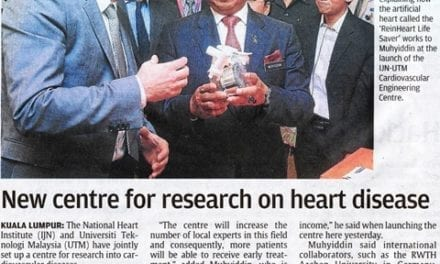 New centre for research on heart disease