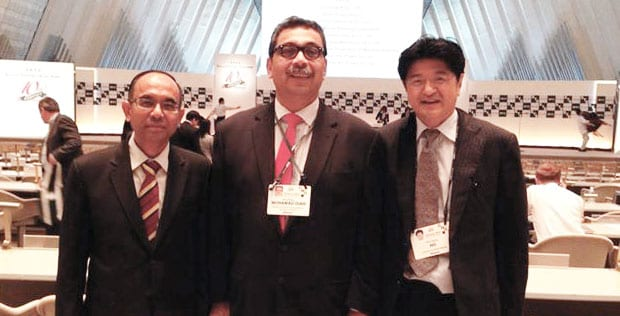 UTM Vice-Chancellor attended STS Forum in Kyoto, Japan