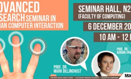 Advanced Research Seminar in Human-Computer Interaction