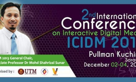 Interactive Digital Media (ICIDM) 2013: Conference to exchange knowledge and share experiences