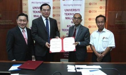 KQ GEO Technologies donates softwarre RM1.6 million to UTM