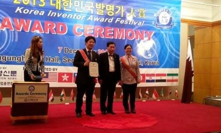 UTM researchers won 3 special awards in Korea
