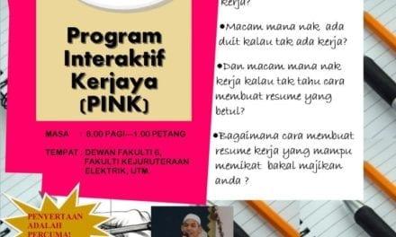 Program Interaktif Kerjaya (PINK)