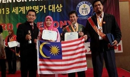 UTM Researchers win prestigious award