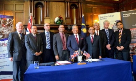 UTM establishes world class transport research centre in collaboration with Imperial