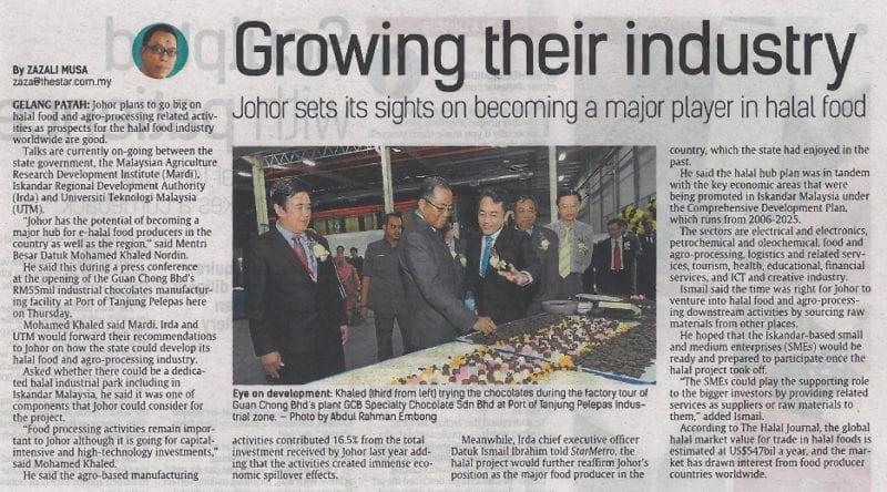 Growing their industry