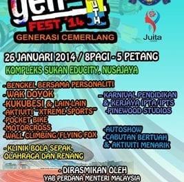 GEN-Y FEST 2014
