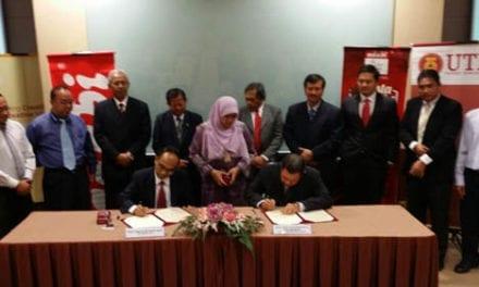UTM dan ADABI tandatangan memorandum persefahaman