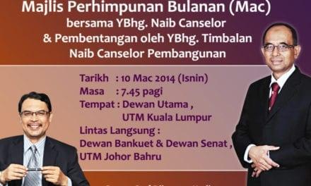 Majlis Perhimpunan Bulanan Mac 2014