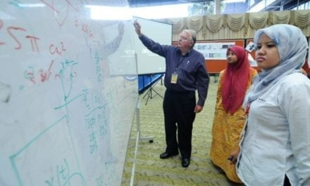 90 Mathematical Experts joined UTM in Study Group