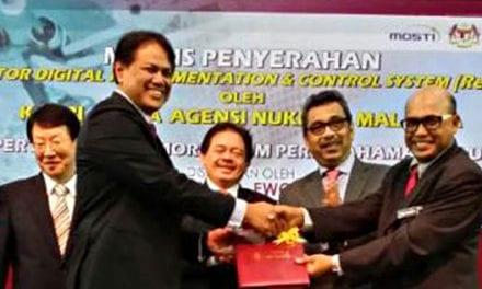 UTM JALIN KERJASAMA DENGAN AGENSI NUKLEAR MALAYSIA