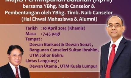 Majlis Perhimpunan Bulanan (April)