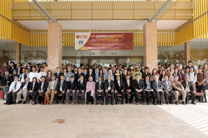 200 participated in UTM host SEATUC 2014
