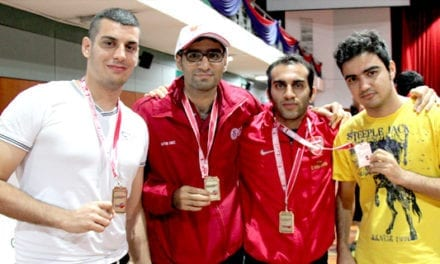UTM grabbed 1 Gold and 2 Bronze Medals at ISSC 2013