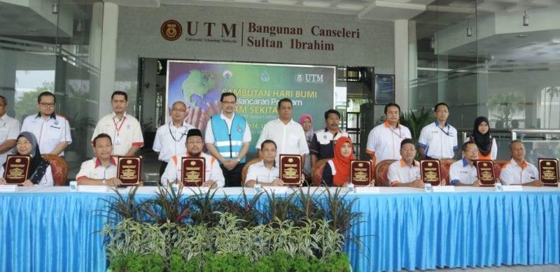 15 agensi tandatangan MoU penjagaan alam sekitar dengan UTM dan JAS