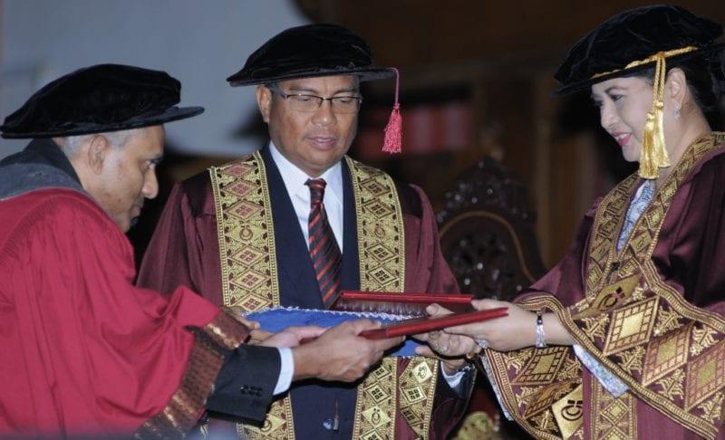 Chancellor Praises UTM's Excellent Track Record