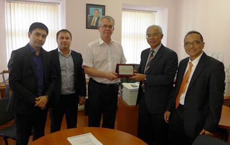 UTM Forms Strategic Alliance with Russian Universities