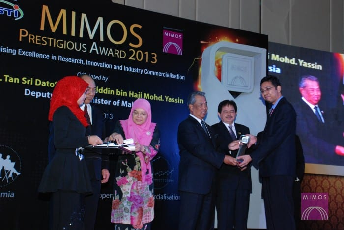 MIMOS' annual award continues to nurture university innovation