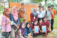 Double Victory for UTM Landscape Architecture Students at FLORIA 2014