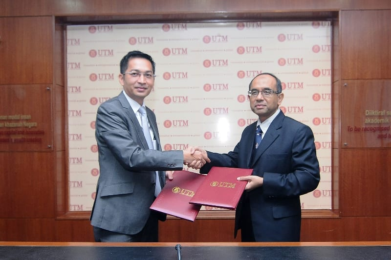 UTM-Stealth Broadband forged collaboration to develop Radio Fiber Network
