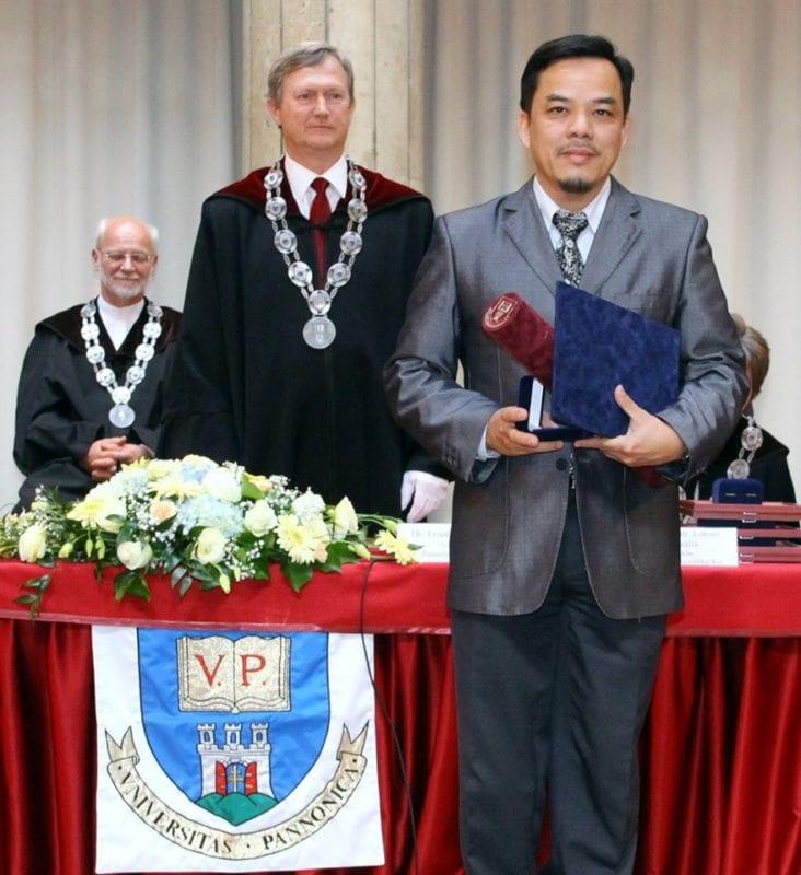 Heartiest Congratulations to Prof. Dr. Zainuddin Abdul Manan