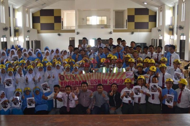 "UTM dan MiSHA melancarkan program 'OSH In Schools"""