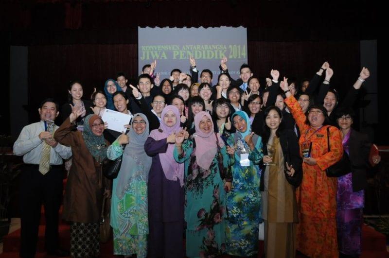 Konvesyen Antarabangsa Jiwa Pendidik Mengeratkan Hubungan Empat Institusi Pendidikan Negeri Johor