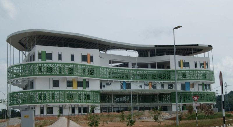 Handover of Final UTM Building under RMK-9 Project