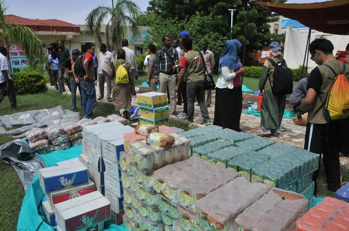 UTM Students Deliver Aid to Flood Victims in Sudan