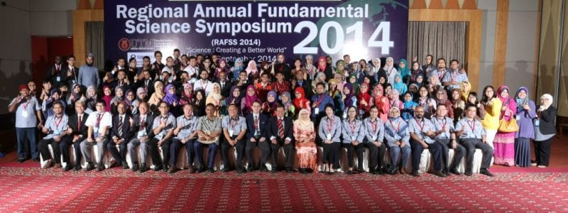 94 Local and International Scholars Tabled Papers in RAFSS 2014