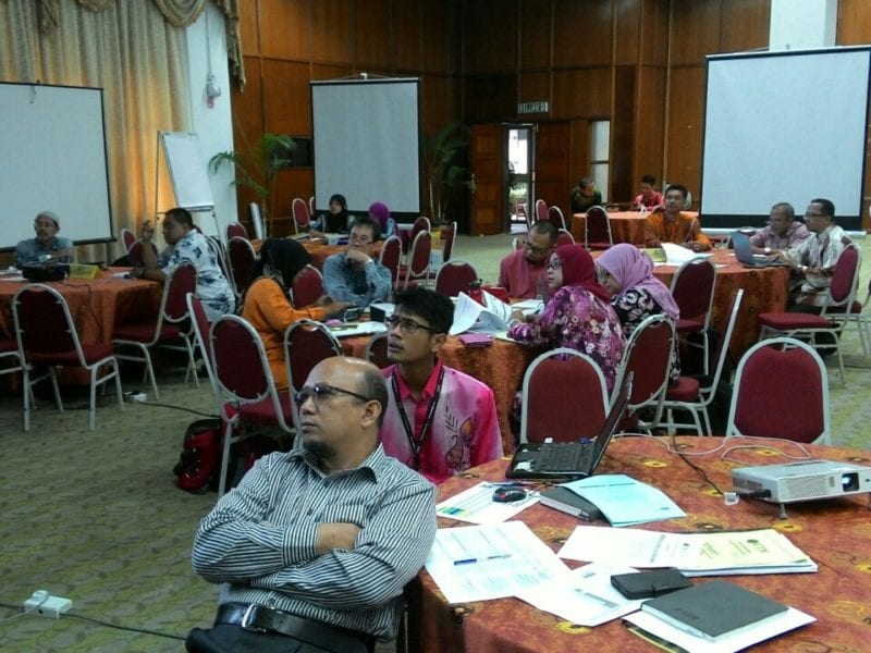 Representatives from 7 UTM Responsibility Centres Involved in Risk Mitigation Action Plan Coordination Workshop (RiMAP)
