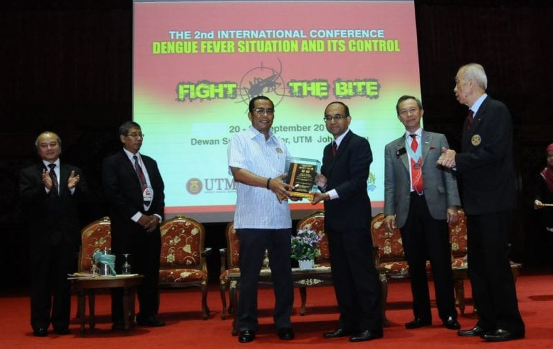 UTMIPASA Collaboratively Organised 'Fight the Bite' Conference to combat Dengue Disease