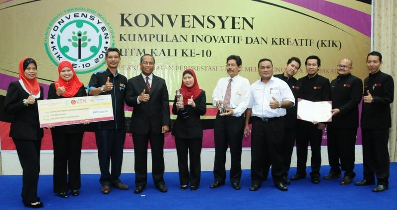 Ideal and HCD Solutions announced as the Best Group at the 10th UTMICC