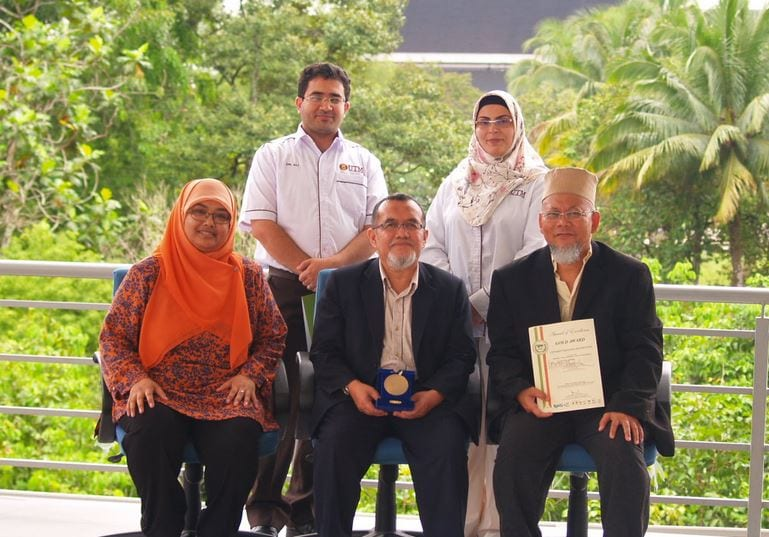 PAWDEX grabs Gold Award at 9th Malaysian Road Conference – Invention and Innovation Exhibition (MRC-IIE)