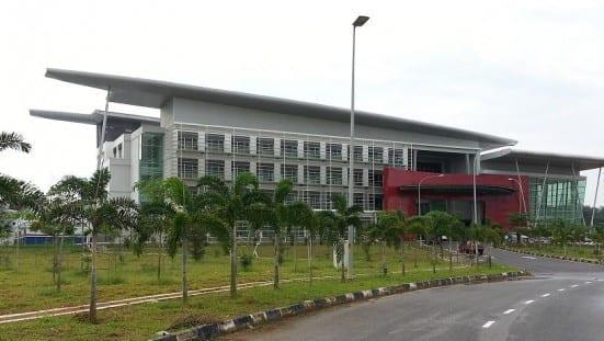 UPMU new building at UTM Johor Bahru campus
