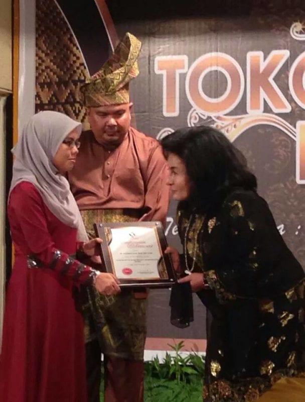 Dr Hazzirah Izzati dilantik Ikon PhD Termuda GPMS
